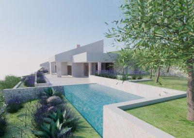 Gospodarsko – stambeni projekt K2
