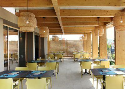Interijer restorana